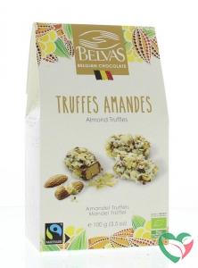 Belvas Truffels amandel bio
