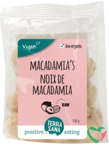 Terrasana RAW Macadamianoten gepeld