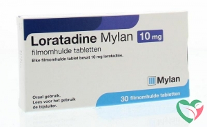 Mylan Loratadine 10 mg