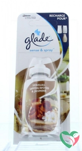 Glade BY Brise Sense & spray navul bali jasmine breeze