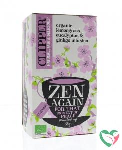 Clipper Zen again bio