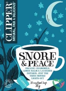 Clipper Snore & peace bio