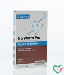 Exil No worm pro hond M