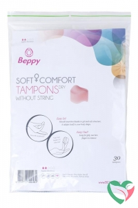 Beppy Soft & comfort tampons dry