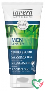 Lavera Men Sensitiv mannen douchegel/shower gel 3 in 1