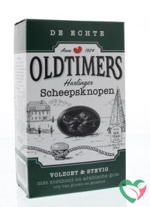 Autodrop Oldtimers scheepsknopendrop