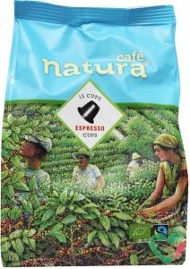 Cafe Natura Espresso koffiecap