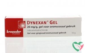 Dynexan Dynexan gel 20 mg