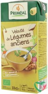 Primeal Veloute soep vergeten groente