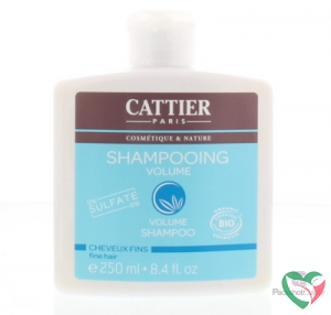 Cattier Shampoo volume