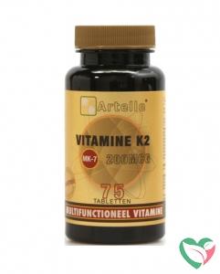 Artelle Vitamine K2 200 mcg (Menachinon-7)