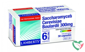 Lamberts Saccharomyces boulardii 300 mg