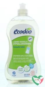 Ecodoo Afwasmiddel vloeibaar hypoallergeen baby-safe