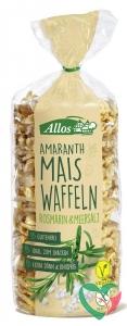 Allos Amarant maiswafels rozemarijn bio