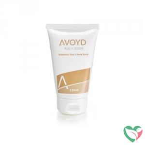 Avoyd Rub n scrub face & body scrub