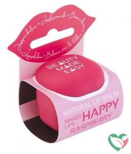 Beauty Made Easy Lipbalm raspberry