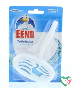 WC Eend Blok ocean fresh