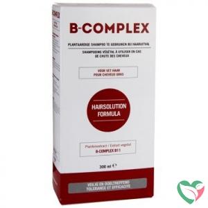B Complex Shampoo B complex voor vet haar