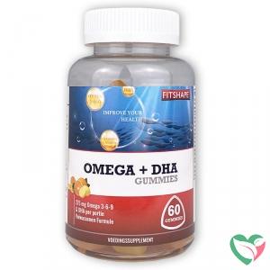 Fitshape Omega + DHA