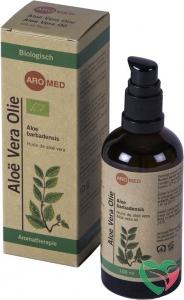 Aromed Aloe vera olie bio
