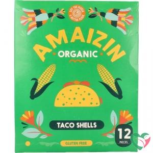 Amaizin Taco schelpen bio