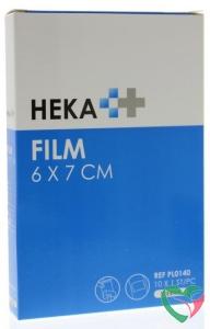 Hekafilm Wondfolie 6 x 7 cm