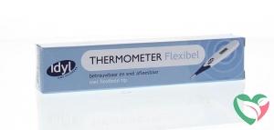 Idyl Thermometer met flexibele punt