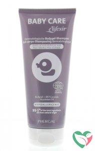 Baby Care E Lifexir baby bodygel shampoo