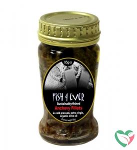 Fish 4 Ever Ansjovisfilet in olijfolie
