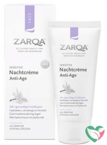 Zarqa Face nachtcreme anti age