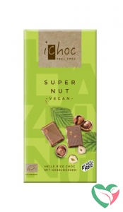 Ichoc Supernut vegan
