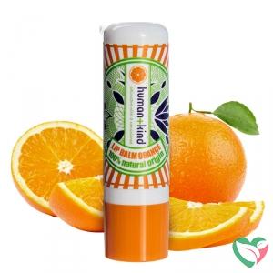 Human+Kind Lipbalm orange vegan