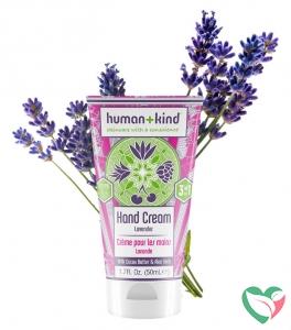 Human+Kind Hand elleboog voet creme botanical vegan