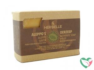 Herbelle Aleppo zeep olijf met 40% laurier