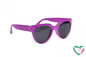 Haga Eyewear Zonnebril kind 5 tot 10 jaar colibri paars