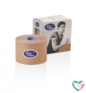 Curetape Sports beige 5 cm x 5 m