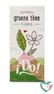 I Do Groene thee fleurig