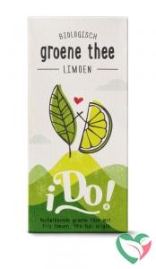 I Do Groene thee limoen