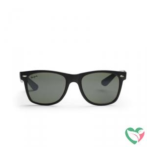 Haga Eyewear Zonnebril kind 5-10 jaar zwart