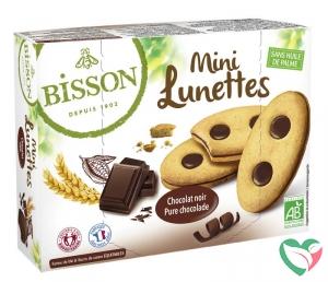 Bisson Lunettes mini chocolade bio