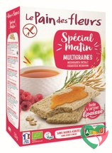 Special matin meergranen crackers bio