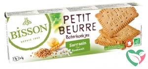 Bisson Biscuitjes boekweit bio