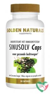 Golden Naturals SinuSolv