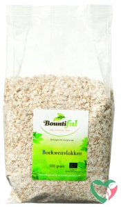 Bountiful Boekweit vlokken glutenvrij