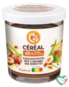 Cereal Hazelnootpasta suikervrij
