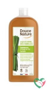 Douce Nature Douchegel & shampoo familie lemongrass