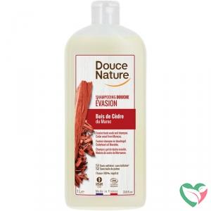 Douce Nature Douchegel & shampoo evasion met cederhout