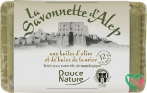 Douce Nature Toiletzeep aleppo 12% bio