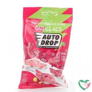 Autodrop Snackpack zure cadillacs