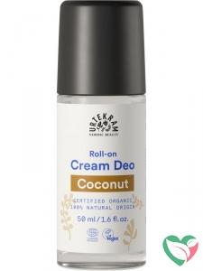 Urtekram Deodorant creme kokosnoot